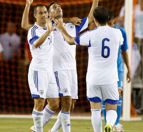Honduras 2-4 Israel: Suarez's side suffer damaging defeat ahead of World Cup