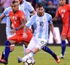 El partido de Messi frente a Chile