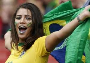Was fällt bei den Brasilianern auf? Nach Neymar kommt lange nichts - vor allem auch wenig in der Sturmspitze. Aber seht selbst ...