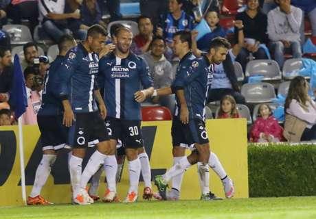 Liga MX: Querétaro 3-1 Monterrey