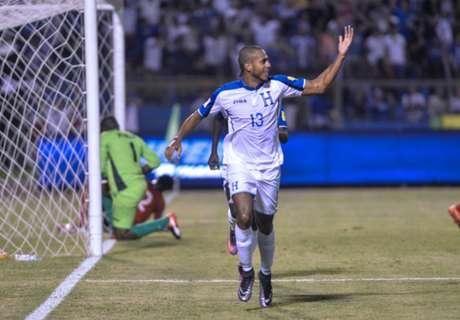 Honduras vence a T&T
