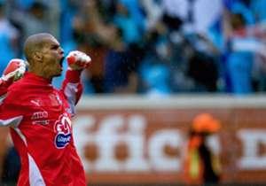 Miguel Calero I Pachuca I 39 años 7 meses