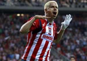 Chivas Guadalajara Jersey 2010 Copa Libertadores Final Adolfo Bautista