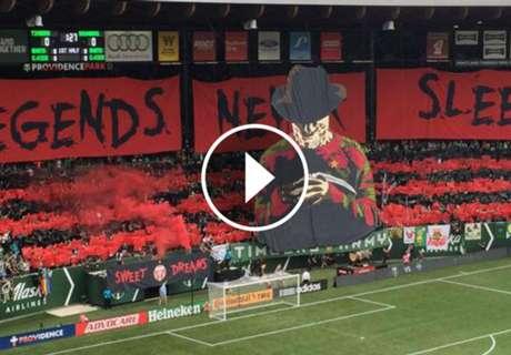 ► Un mosaico 'terrorífico' en la MLS