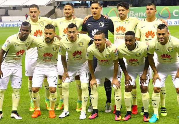 América, en el duelo debut del presente Apertura 2016 de la Liga MX.
