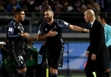 Ronaldo leads routine Real Madrid win