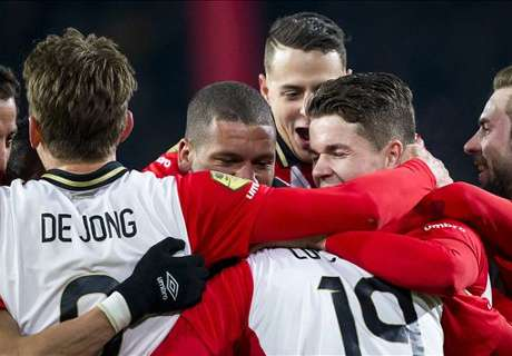 Eredivisie: PSV 2-0 ADO