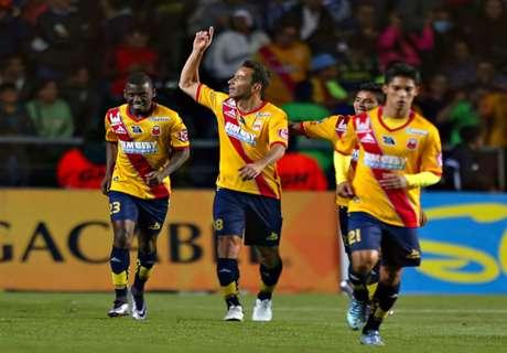 Los colombianos de la Liga MX