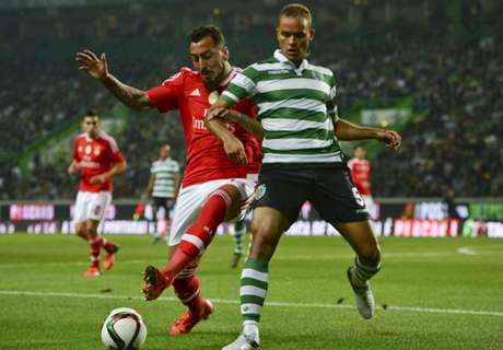 Sporting vs. Benfica im LIVESTREAM