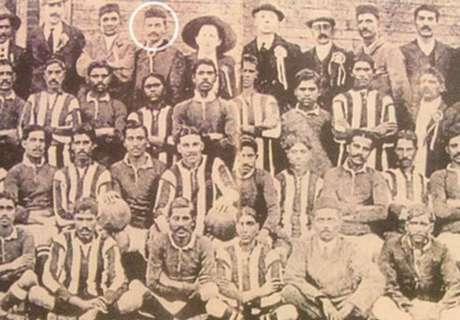 Mahatma Gandhi y el futbol