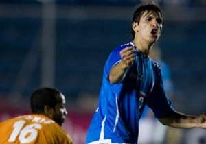 <strong>Pablo Zeballos</strong> l Clausura 2008, Apertura 2008, Clausura 2009 y Apertura 2009 l 66 partidos -16 goles