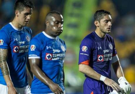 C. Azul no quiere jugar Interamericana