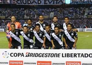 Racing, Puebla, Copa Libertadores