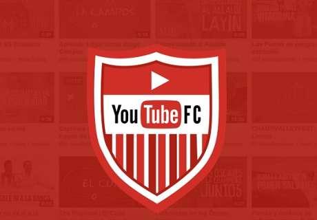 Et si Facebook, Twitter, Youtube et les réseaux sociaux étaient des clubs de foot ?