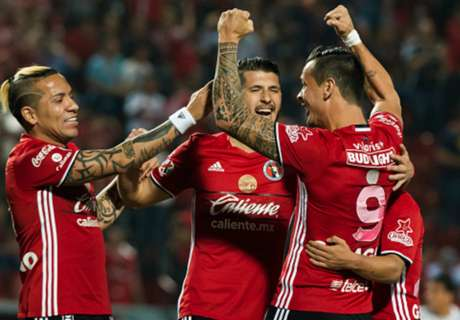 Liga MX: Calificación LIB 17