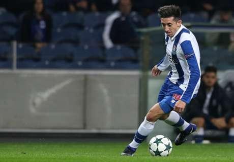 Porto confirma baja de Héctor Herrera