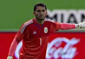<strong>Jesús Corona</strong>I El portero tuvo dos atajadas interesantes ante Senegal, no tuvo más actividad.