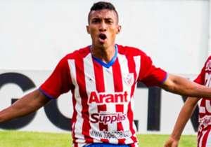 3. Luz Rodríguez | Estudiantes de Mérida (Venezuela) | 8 goles