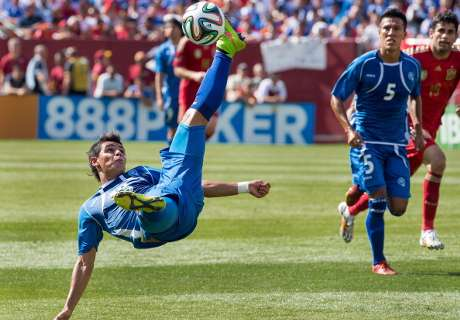 Duro grupo para El Salvador en Copa Uncaf