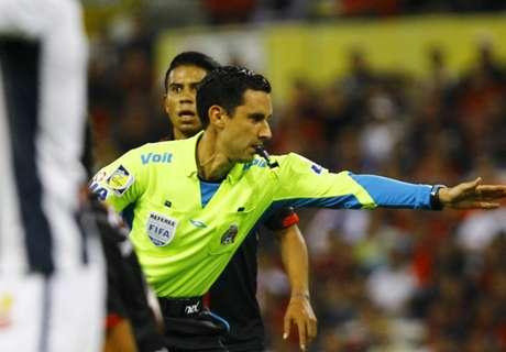 El árbitro para el América vs CAZ