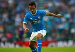 JUGADOR: Adrián Aldrete | POSICIÓN: Defensa | EQUIPO: Cruz Azul