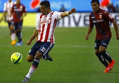 México: Chivas 2-3 Morelia