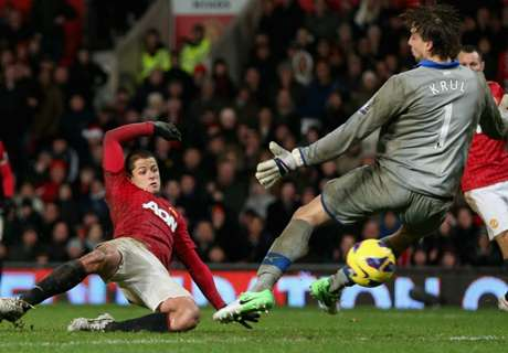 #GoalRetro: Chicharito salvó el Boxing Day