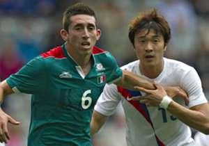 Elegido por Luis Fernando Tena, Herrera se convirtió en pieza fundamental del México que ganó la Medalla de Oro