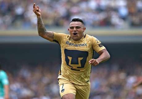 EN VIVO: Pumas 1-1 Tigres