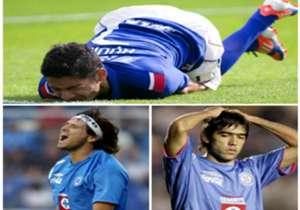 Estos jugadores fracasaron con los celestes, pero cuando salieron del equipo lograron tener éxito.