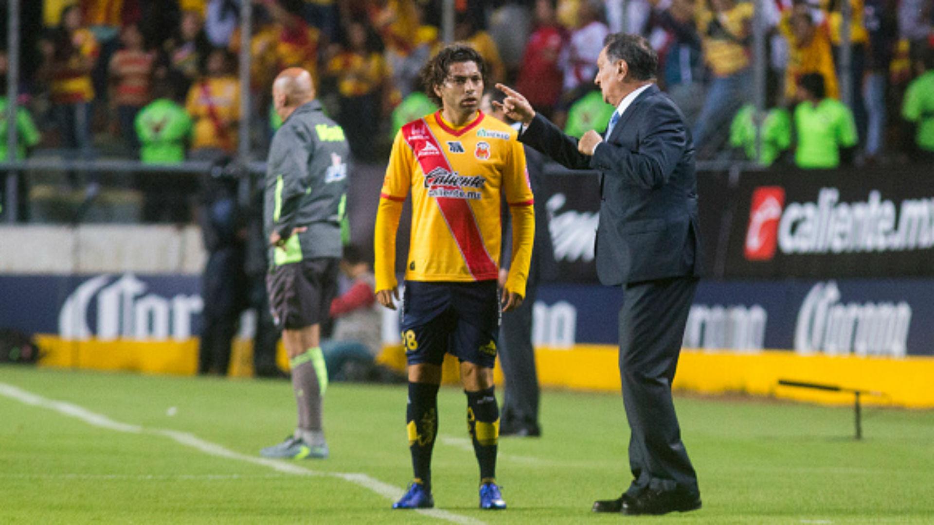 Carlos Adrián Morales Morelia