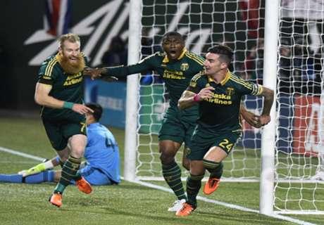 MLS: Portland Timbers 3-1 Dallas