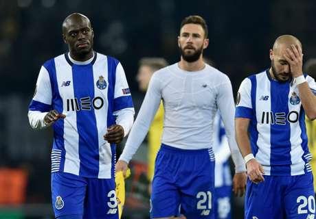 Porto volvió a perder en la Liga