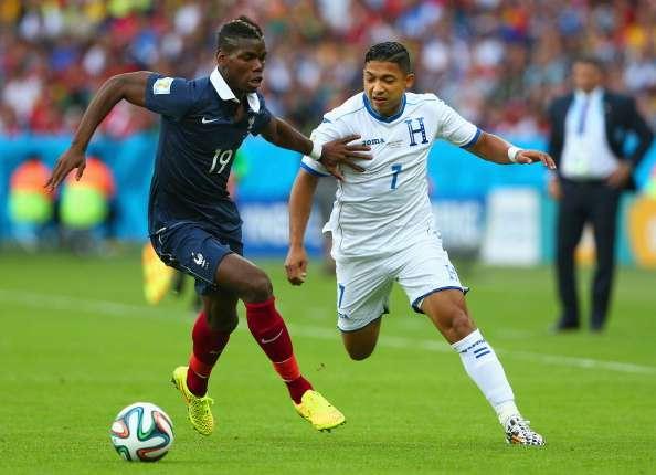 Laporan Pertandingan: Prancis 3-0 Honduras