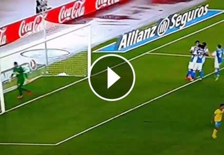► El gol de Carlos Vela
