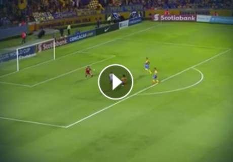 ► El gol del Plaza Amador