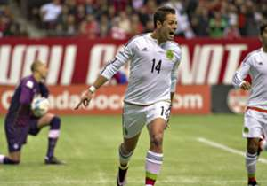 Javier Hernández empató a Jared Borgetti como máximo goleador (46) de la Selección mexicana. Estos son los rivales a los que les ha anotado.
