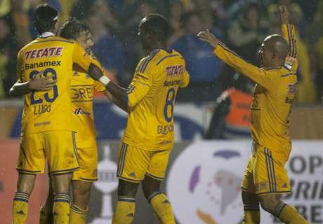 Libertadores: Critican XI de Tigres