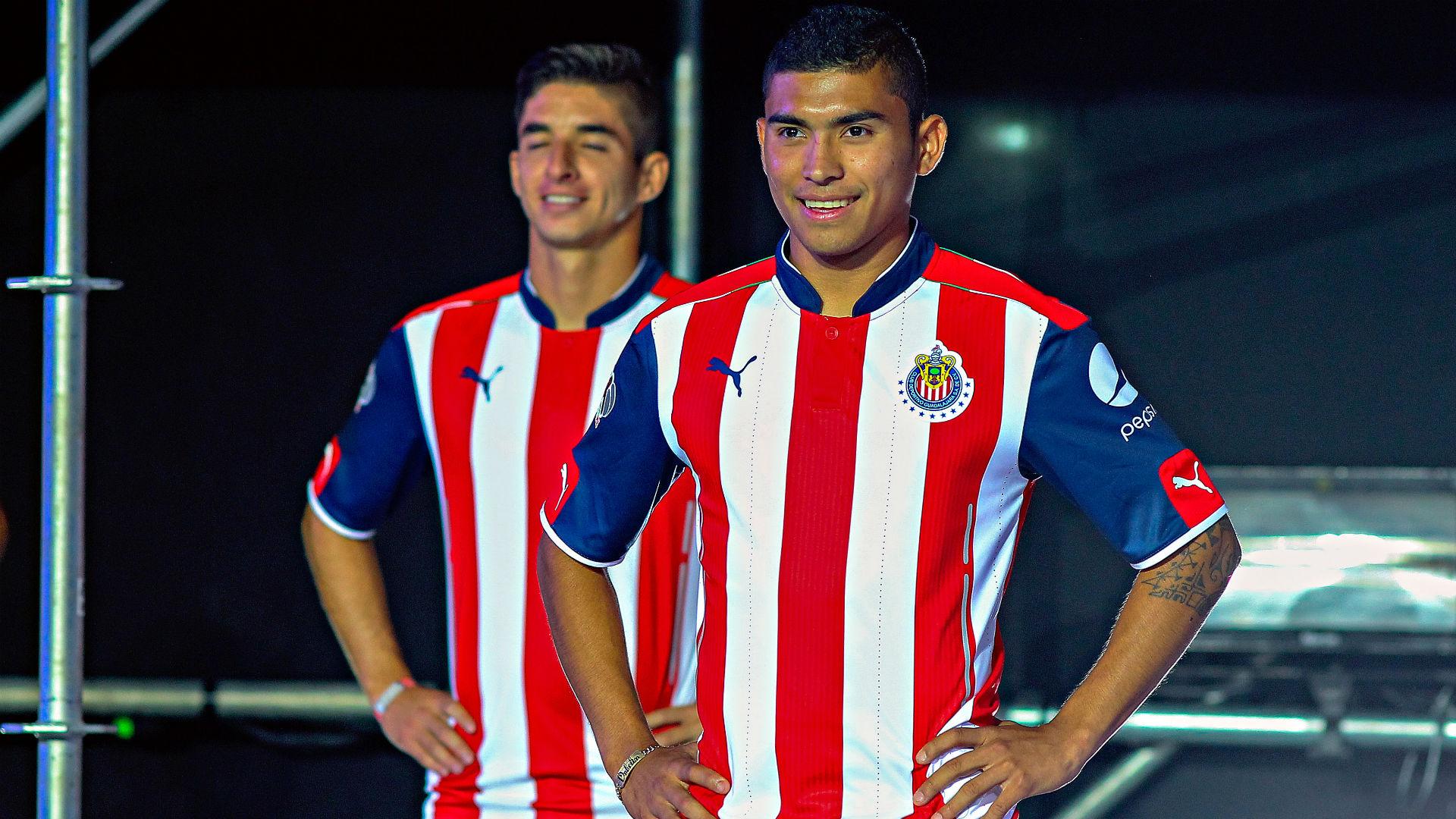 Los uniformes del Apertura 2016 - Goal.com