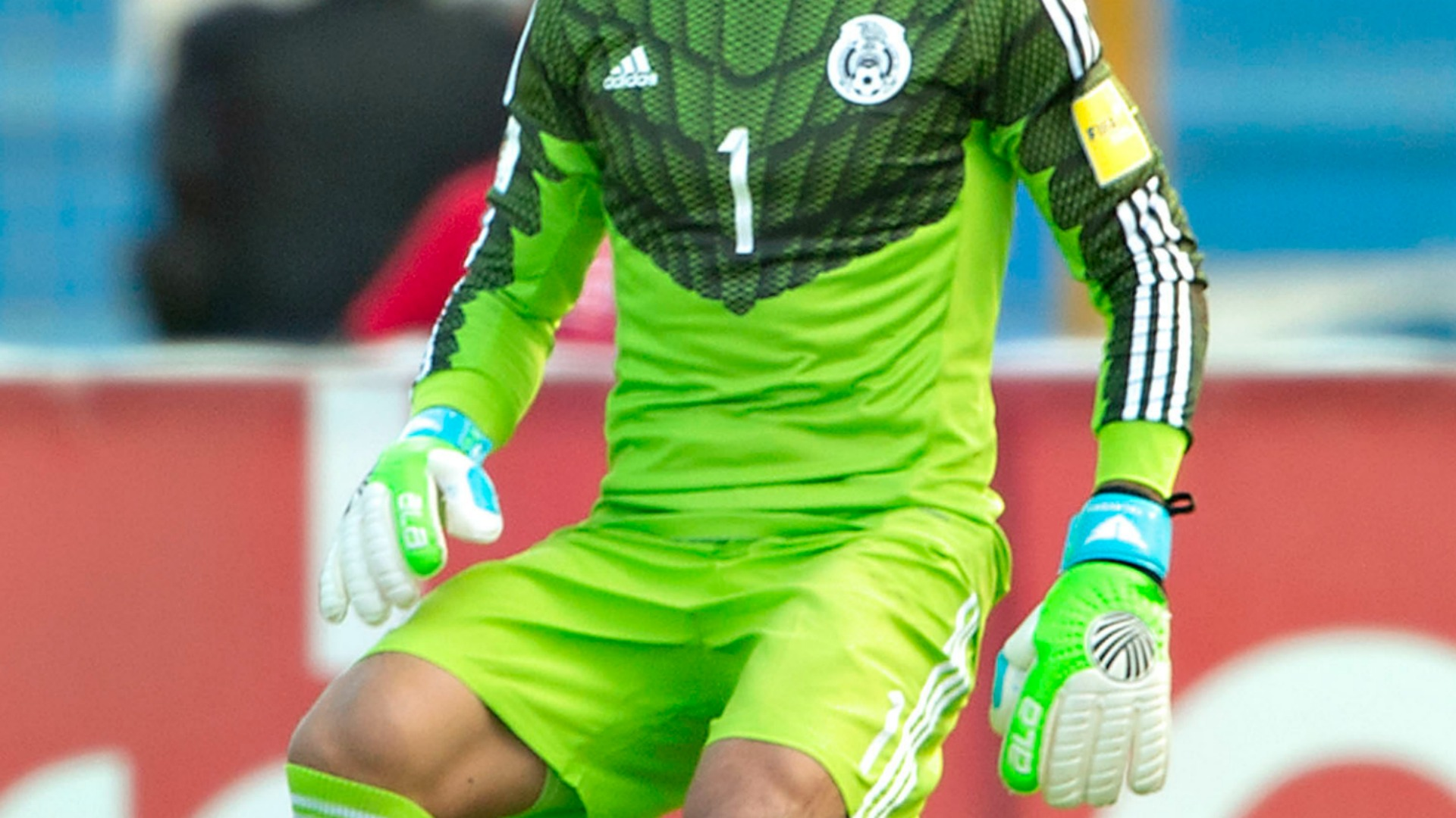 Uniforme de portero de la Selección Mexicana - Goal.com