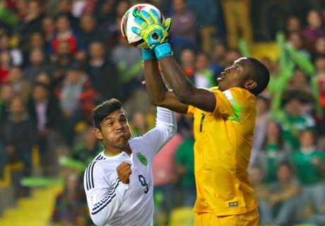 Mexico U-17s fall in semis