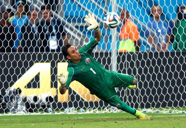 CONCACAF Player of the World Cup: Keylor Navas