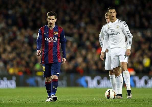 """Messi: """"No hay rivalidad con Cristiano Ronaldo"""""""