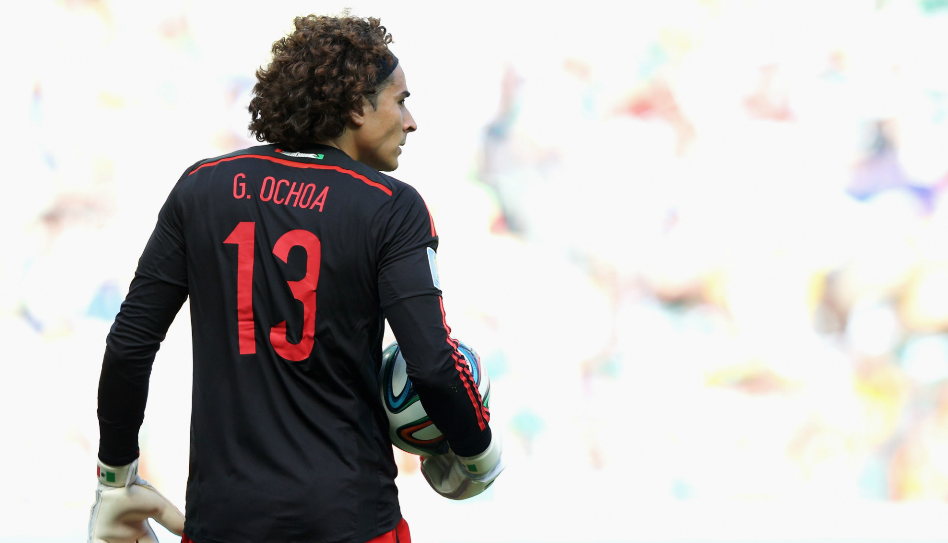 powerade wallpaper guillermo ochoa - photo #28