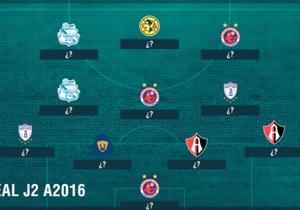 Sus grandes actuaciones y en algunos casos goles, hicieron que estos futbolistas se ganaran un lugar en el XI Ideal de la jornada 2.