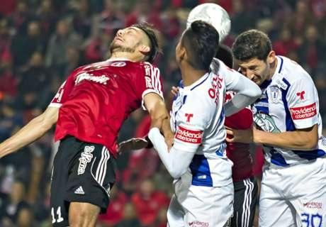 Liga MX: Tijuana 1-1 Pachuca