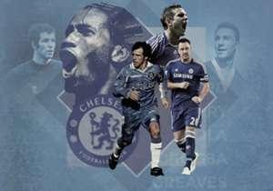 Abbiamo scelto i migliori 20 giocatori della storia del Chelsea, eccoli nella nostra graduatoria ideale...