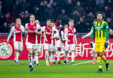 Eredivisie: Dua Raksasa Menang Mudah
