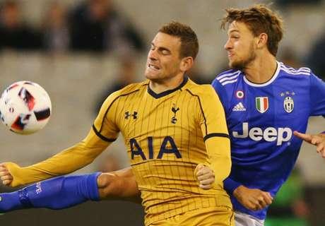VÍDEO: Los goles del Juve 2-1 Spurs