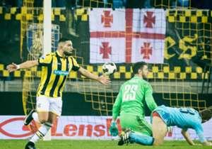 Adnane Tighadouini, Vitesse - Feyenoord, 26012017